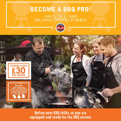 weber bbq cookery course