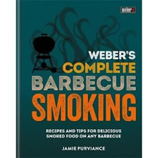 weber cook books