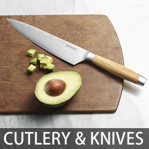 cutlery and knives