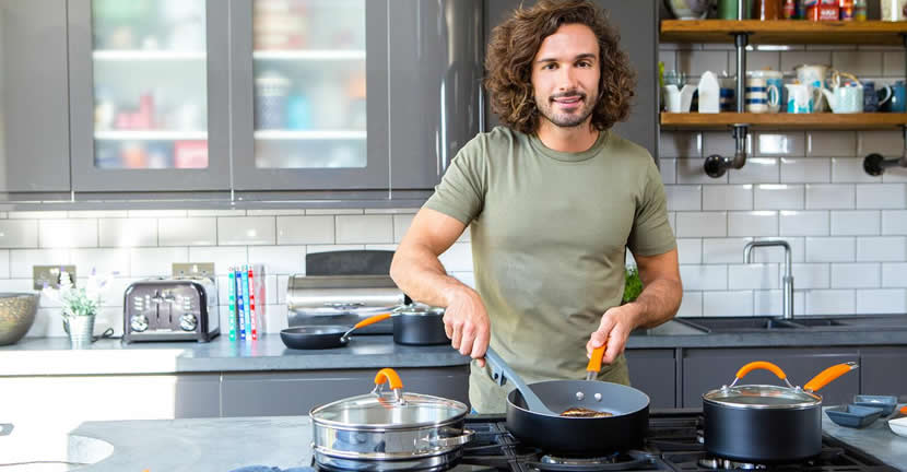 Joe Wicks Joe Wicks Aluminium Cookware