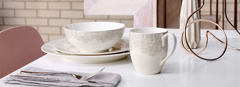 Denby   Denby Monsoon Filigree