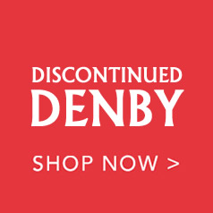 Discontinued Denby