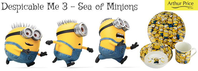 Arthur Price   Sea of Minions