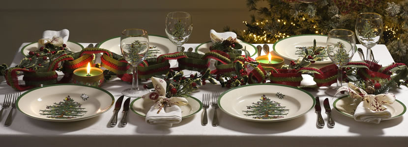 Spode Christmas Tree: View Our Catalogue Of Spode China