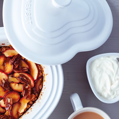Le Creuset Heart Collection