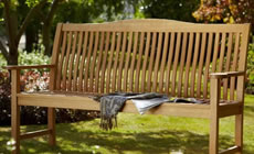 garden furniture benches