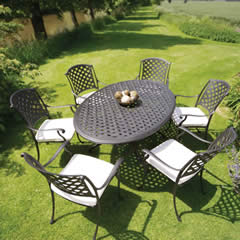Bramblecrest Cast Aluminium Furniture