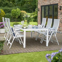Hartman Aluminium Furniture