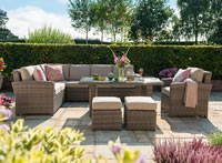 Hartman Bali garden furniture set