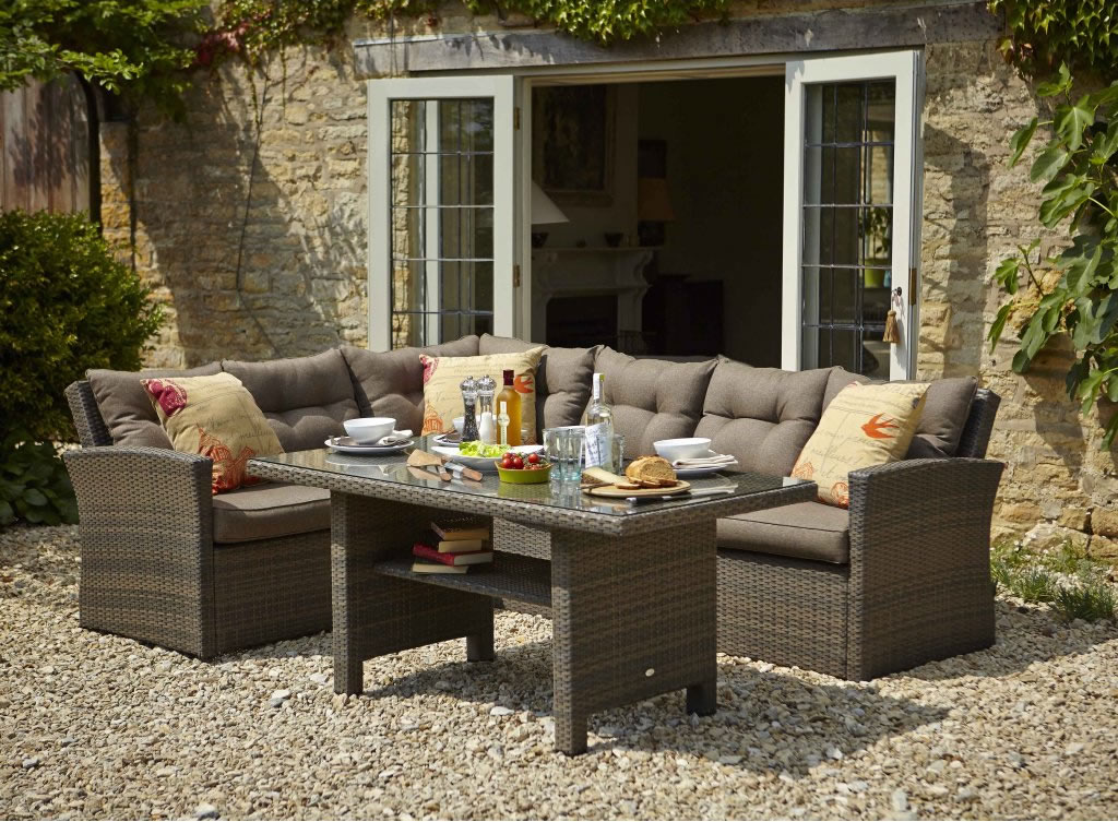 Rattan Garden Furniture Ireland Hartman bentley rattan corner sofa looksisquare hartman bentley garden furniture workwithnaturefo