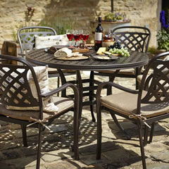 Hartman Berkeley Garden Furniture