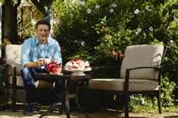 Hartman Jamie Oliver Garden Furniture Coffee Set