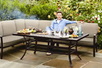 Hartman Jamie Oliver Garden Furniture Feastable Set