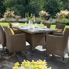 Hartman Madison Weave Garden Furniture