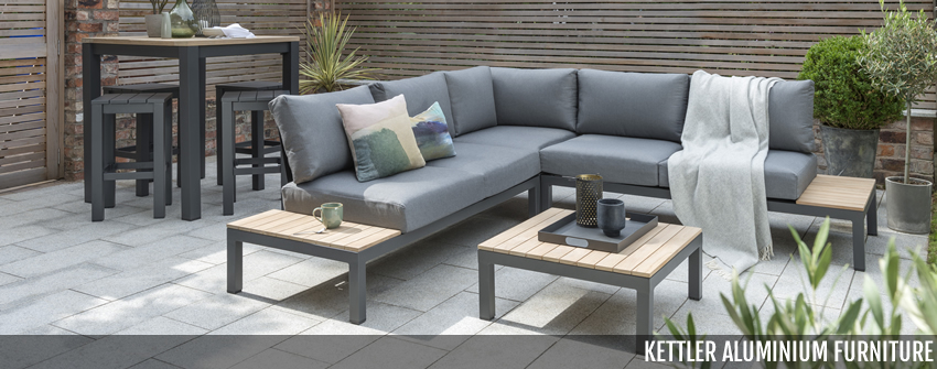 Kettler Aluminium Furniture