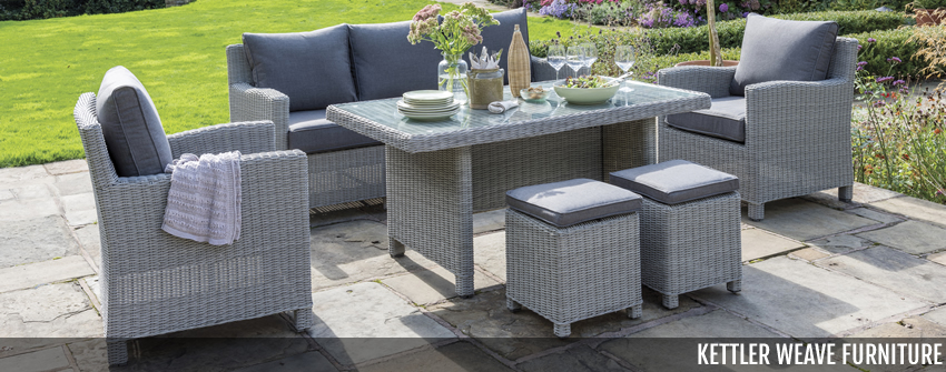 Kettler Garden Furniture Garden Furniture From Kettler Available Now