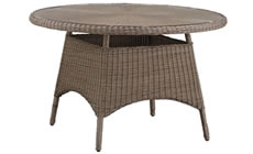 garden furniture tables