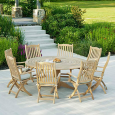 hardwood garden furniture sets