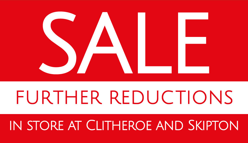 Further Reductions in the Sale