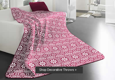 Shop Decorative Throws